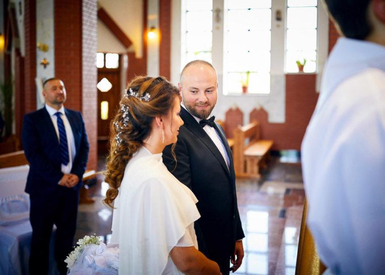 Ceremonia ślubna - ślub w Mrągowie