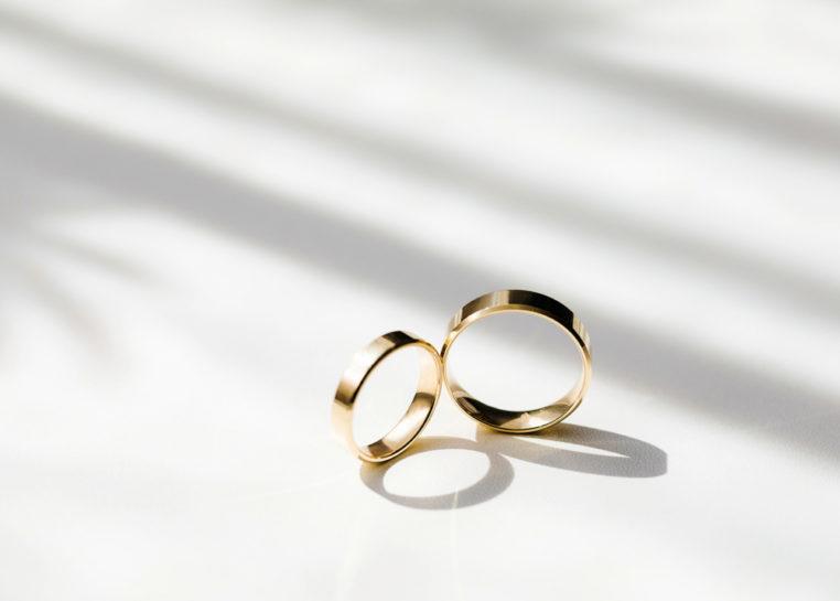 obrączki ślubne - wesele Olsztyn