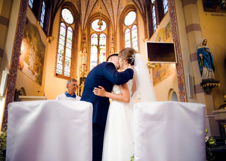 Przysięga ślubna - ślub w Szczytnie