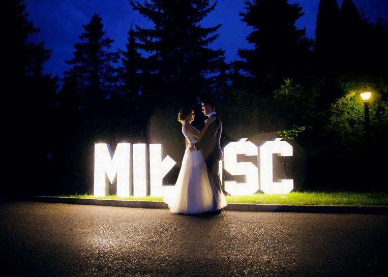 Miłość - wesele w Szczytnie