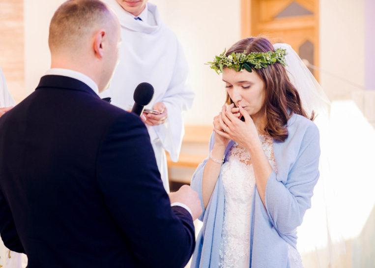 Przysięga - ślub w Olsztynie