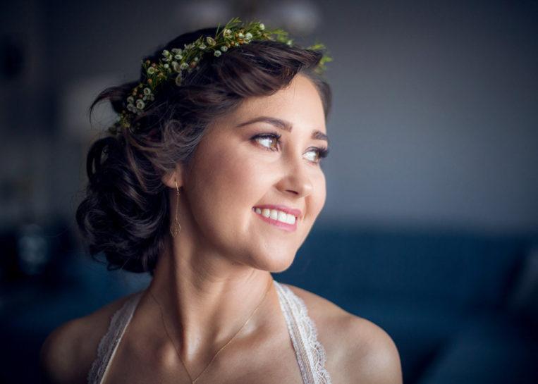 Portret Panny Młodej - Wesele w Mikołajkach