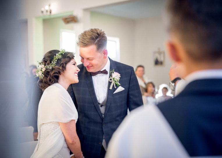 Ceremonia ślubna - ślub w Kosewie