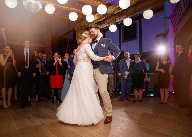 Przyjęcie weselne - gościniec Molo w Mrągowie