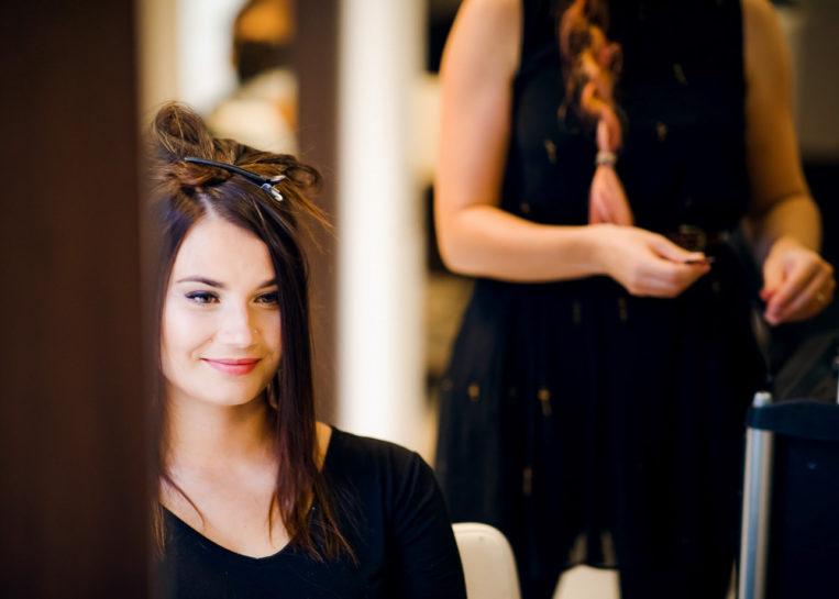 Przygotowania Panny Młodej - wesele w Mrągowie