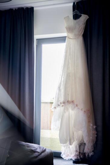Suknia Panny Młodej - wesele Warlity Wielkie