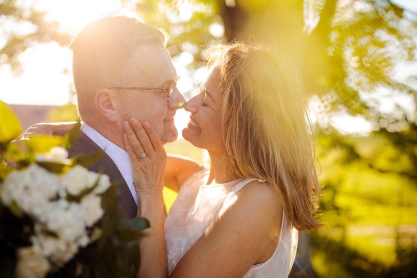 Plener ślubny w Folwarku Stara Kuźnia