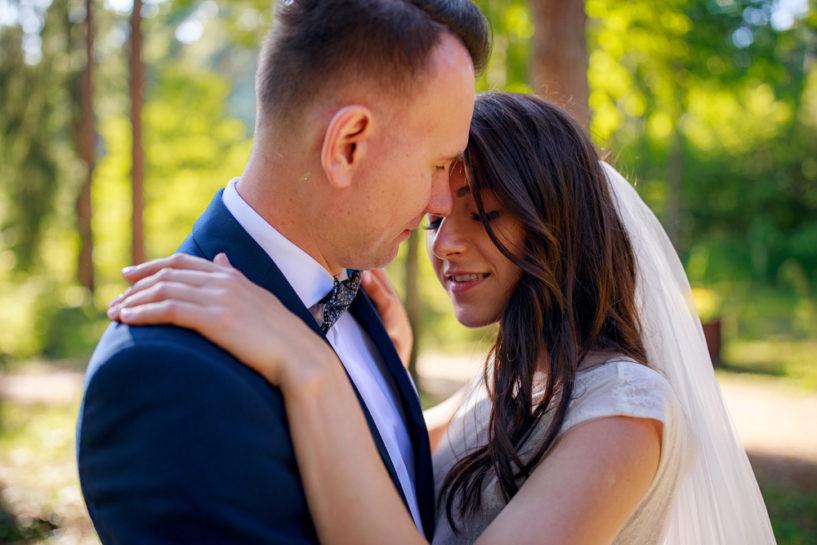 Sesja ślubna Katii i Mariusza w Kudypach