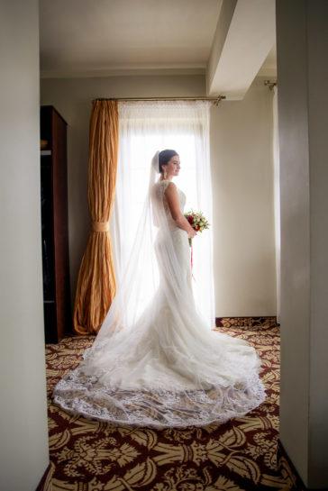 Portret Panny Młodej - Hotel Słoneczny Brzeg