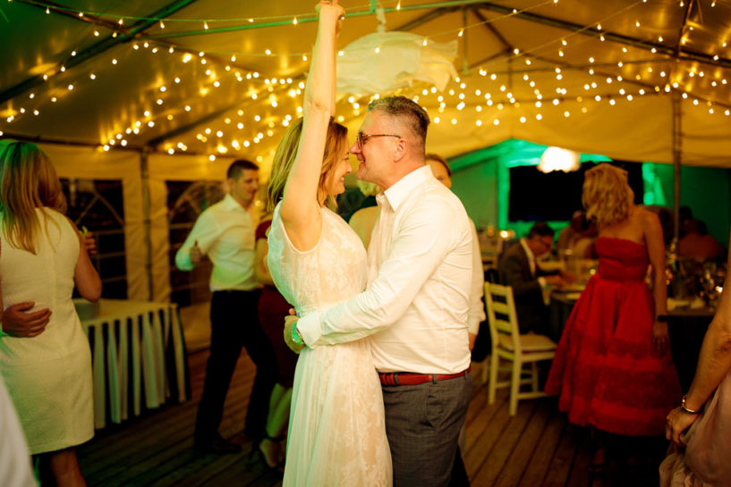 Przyjęcie weselne - Port Chillout w Starych Sadach