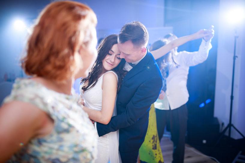 Katia i Mariusz - przyjęcie weselne w Warlitach Wielkich
