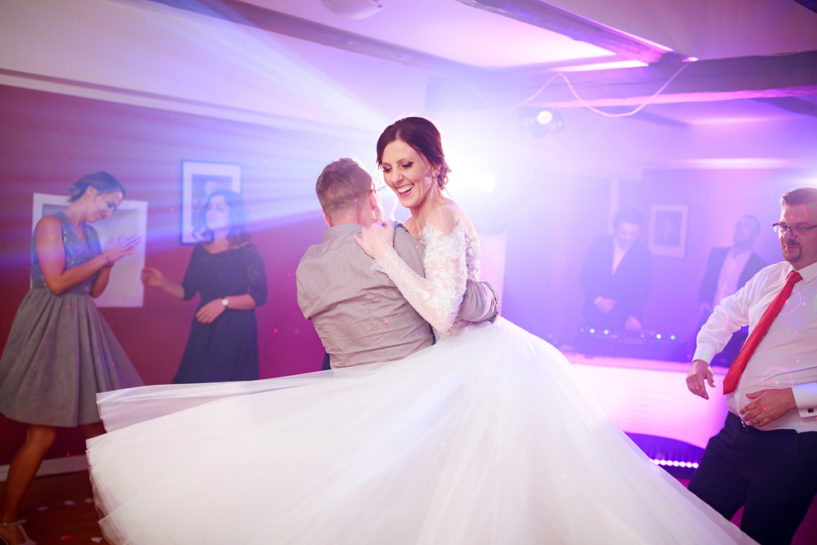 Przyjęcie weselne w Bogdanach