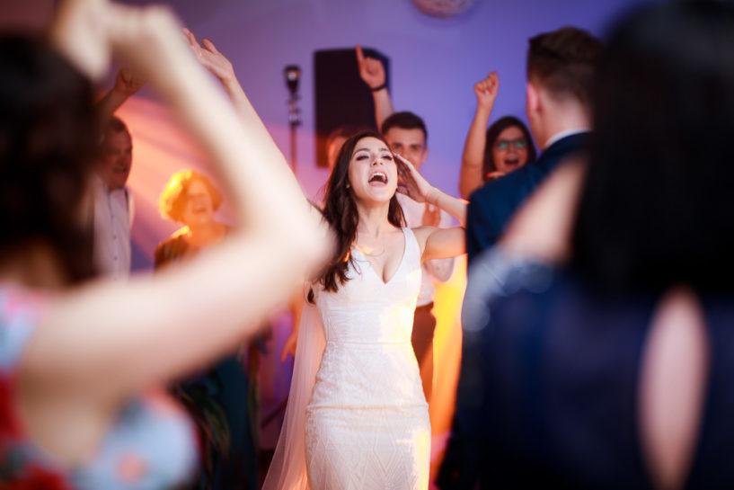 Przyjęcie weselne w Warlitach Wielkich