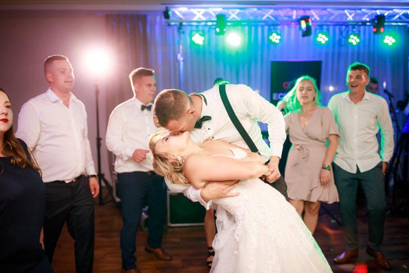 Przyjęcie weselne Marty i Sebastiana w Mazurskim Raju