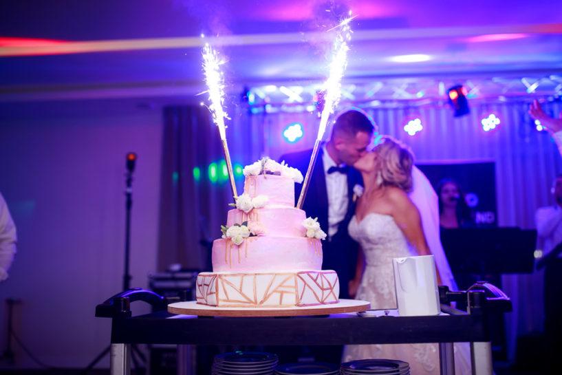 Tort weselny - Mazurski Raj w Piaskach
